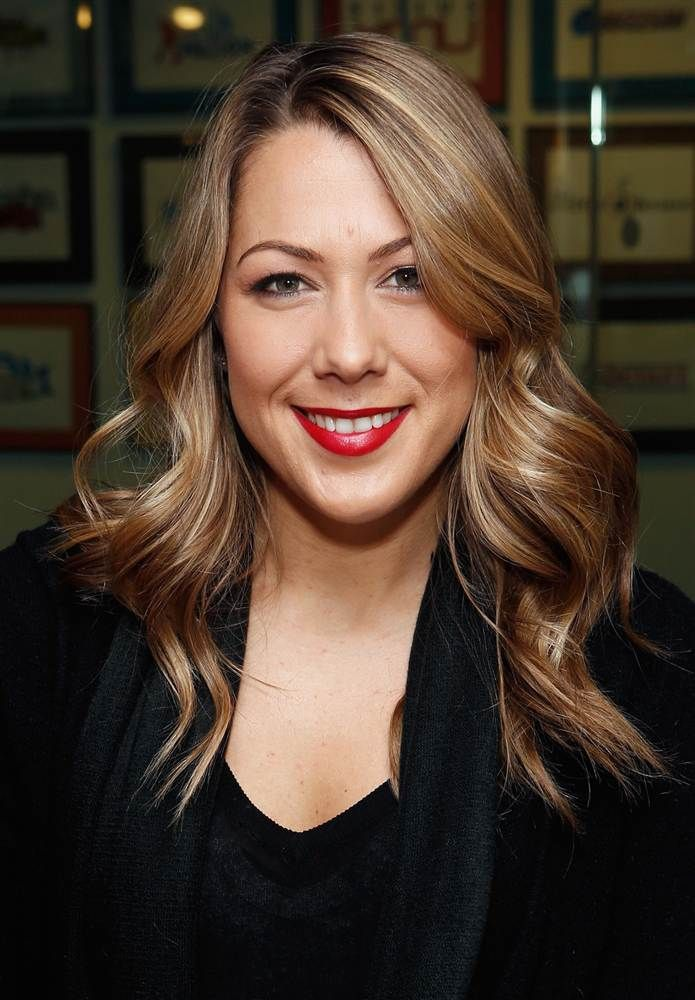 Colbie Caillat, hair color