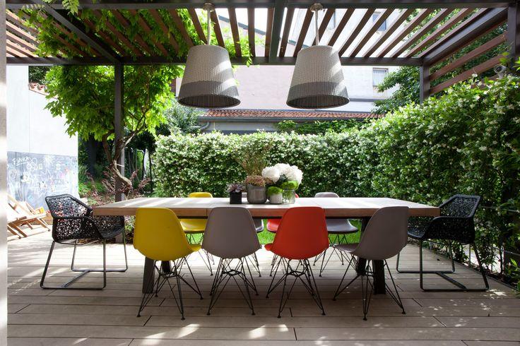 Oltre 1000 idee su sedie sala da pranzo su pinterest for Sedie da terrazzo
