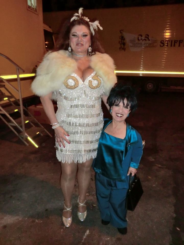 La grande bellezza / Serena Grandi e Giovanna Vignola http://bit.ly/1kTYWtX