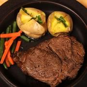 How to Bake Rib Eye in the Oven | LIVESTRONG.COM