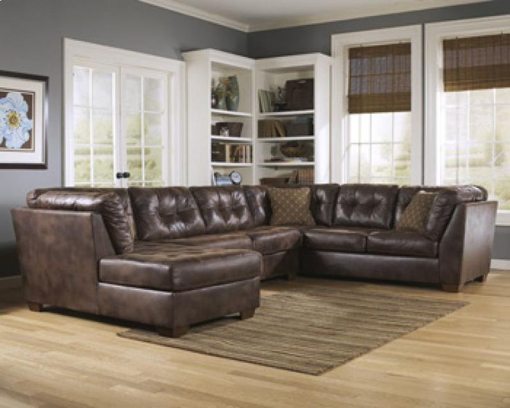 103 best images about sectionals living room furniture for Bartlett caramel left corner chaise sectional