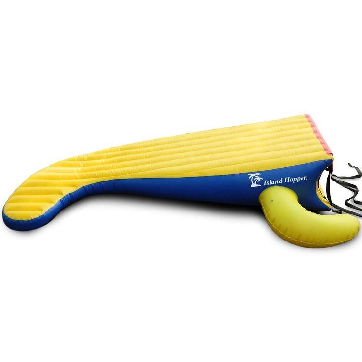 Gator Monster Tail Platform - Slide Attachment