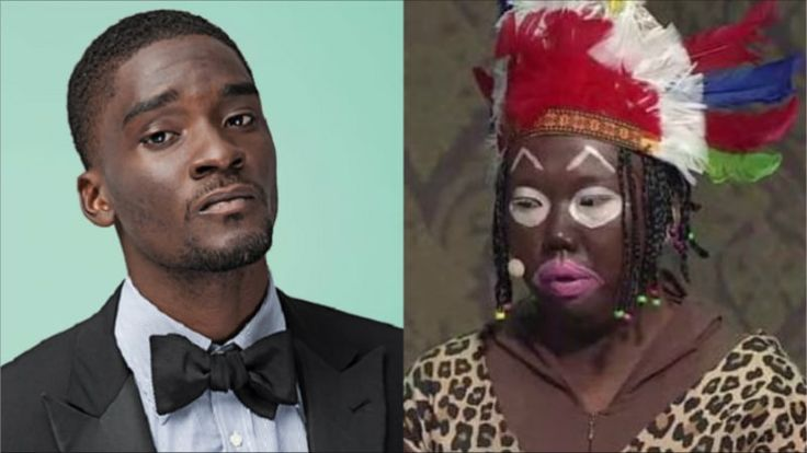 TV Personality Sam Okyere Responds To Blackface Controversy   Soompi
