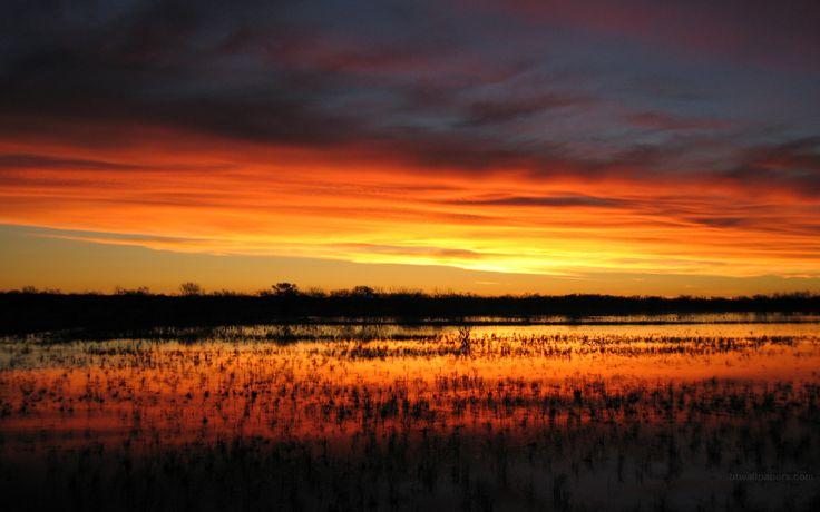 pilbara-cyclone-sunset