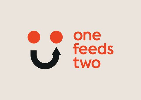 The Clearing has branded Virgin-backed not-for-profit organisation One Feeds Two, a new service aiming to provide a long-term solution to child hunger.