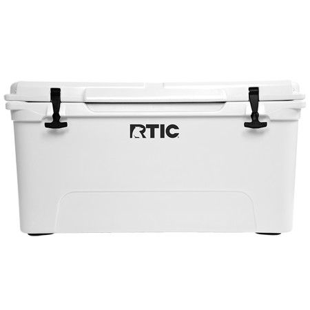 RTIC 65 Cooler - Arctic White Half the price and holds more ice. $199.99 + Free Shipping