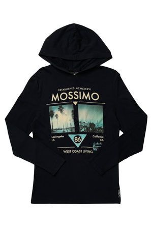 Mossimo Boys La Photographics Hooded Tee – Sweet Thing Baby & Childrens Wear #Winter #Cloth #Boy sweetthing.com.au