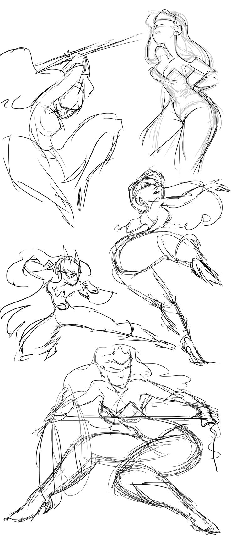 206 best Action Poses images on Pinterest | Character design ...