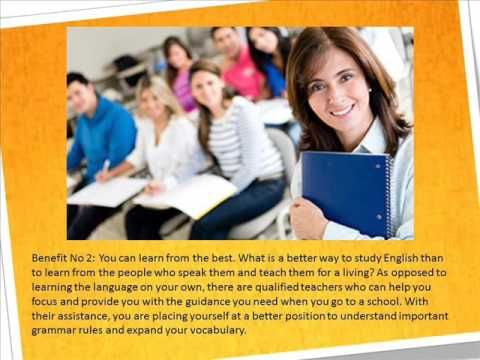 The Benefits of Studying English Course in Australia - YouTube