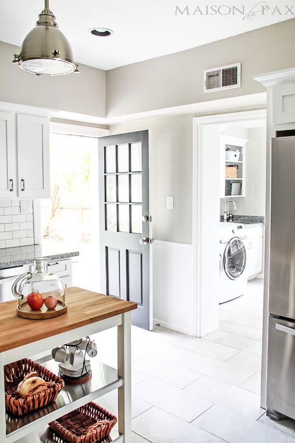 gorgeous classic white kitchen renovation and full source list   maisondepax.com