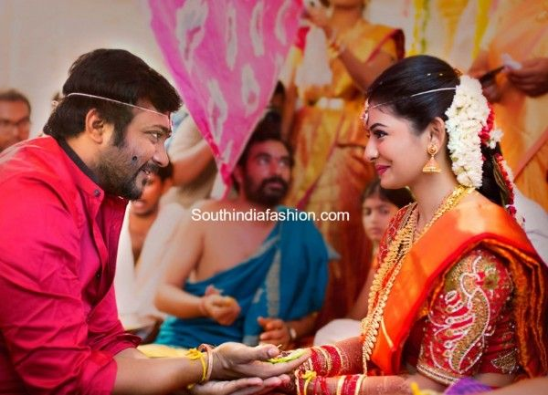 Bobby Simha and Reshmi Menon's Wedding
