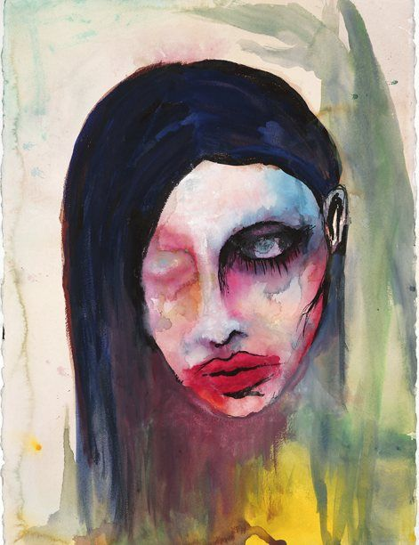 Marilyn Manson Art : 75 best marilyn manson artwork images on pinterest marilyn manson art art paintings and ~ Hamham.info Haus und Dekorationen
