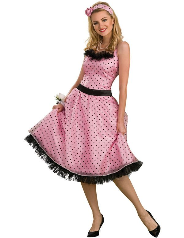 24 best 1950\'s Costumes images on Pinterest | Disfraz, Disfraces de ...