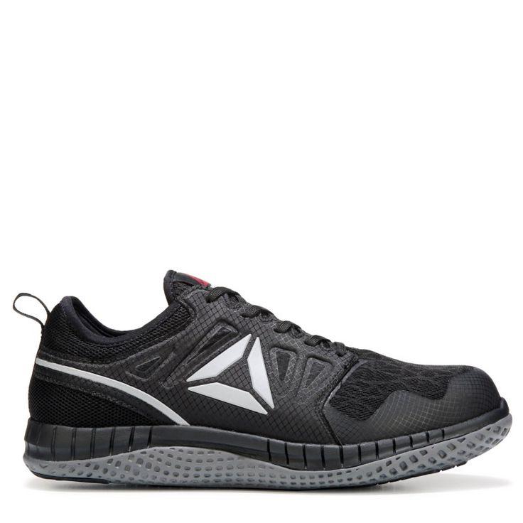 Reebok Work Men's Z Print 3D Medium/Wide Steel Toe Work Sneakers (Black)