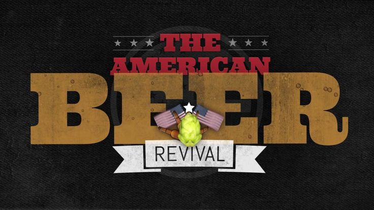 The American Beer Revival, via Visually.