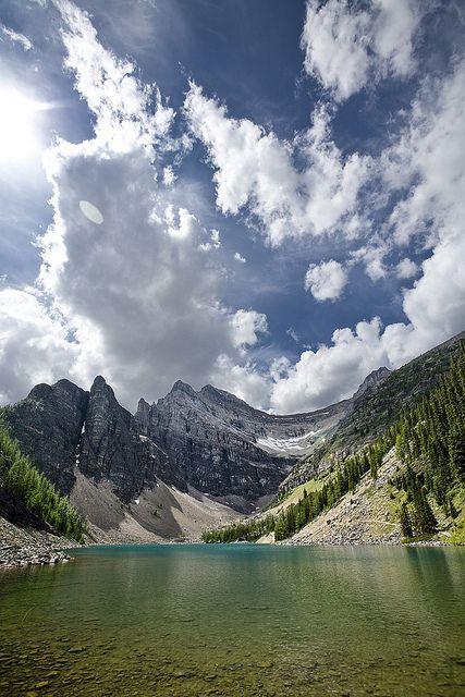 ✯ Lake Agnes - Banff National Park, Canada