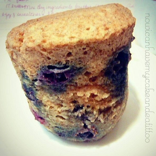For those who don't know the Trim Healthy Mama lingo, MIM is 'Muffin In A Mug'. I adore this Blueberry MIM!! In general, these really turn out well. I thought I wasgoing to have issues with the t...