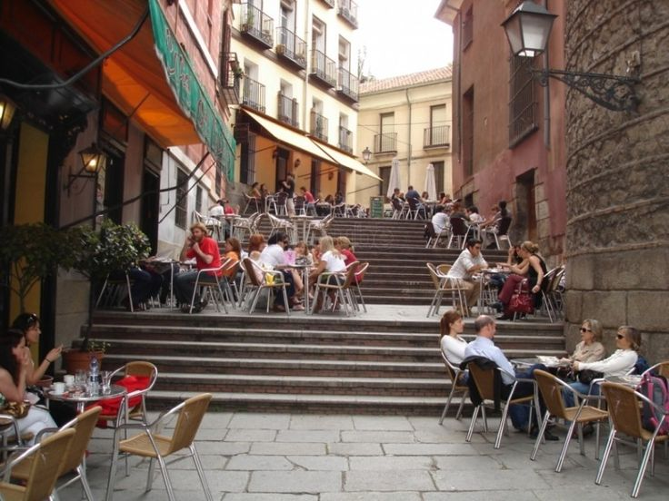 La Latina neighborhood madrid by naked madrid