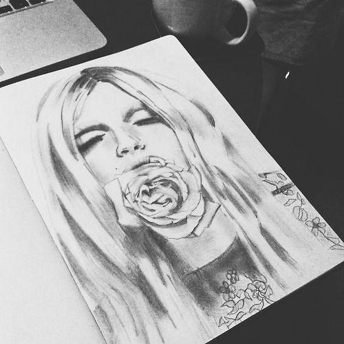 Last night's sketch