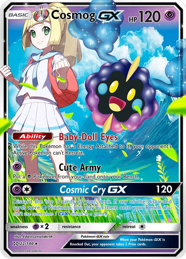 Zabacards Is Creating Stunning Custom Pokemon Cards