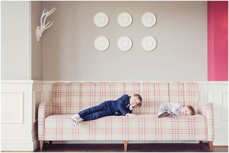 Wedding page boys at the Laura Ashley Belsfield Hotel ©Tiree Dawson Photography