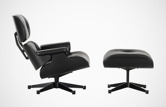 Eames Collection Black (Vitra)
