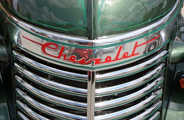 1940 Chevrolet Half-Ton Pickup Truck Rod