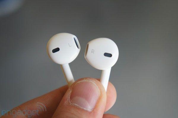 Наушники EarPods смогут измерять давление и пульс