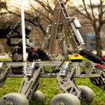 İTÜ'lü Öğrencilerin Mars Çölüne uygun gezgin robotundan büyük başarı