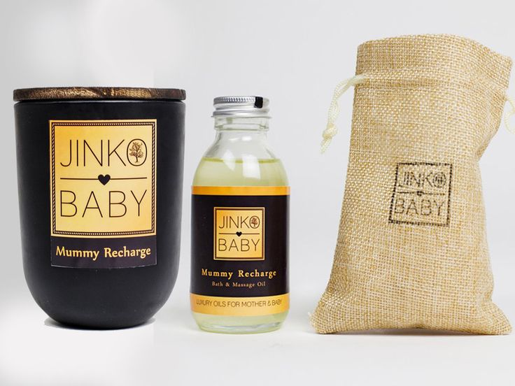 The packaging for this gift looks really luxurious and would be a great gift for a new mum.