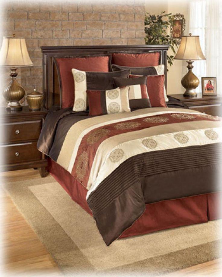 Ashley Furniture In Linden Nj: 49 Best Bedroom Ensembles Images On Pinterest