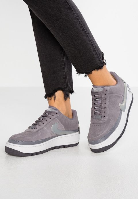Air Force 1 Jester Trainers Gunsmoke Metallic Pewter Zalando