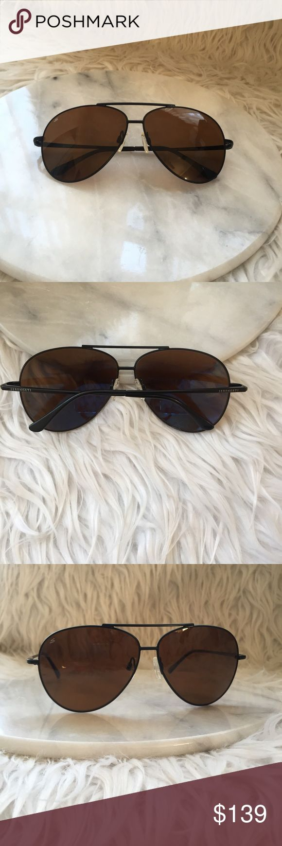 Serengeti sunglasses Serengeti sunglasses!!!! large aviator C6879 super cute!!!! Serengeti Accessories Sunglasses