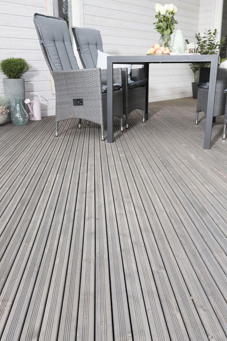 Smale dimensjoner gir kule effekter - MøreRoyal® terrassebord