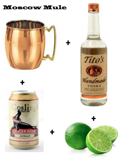 Moscow Mule Recipe In 2018 Let S Drink Pinterest Drinks And Tails