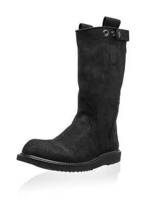 -52,900% OFF Rick Owens Men's Biker Creeper Boot (Black)