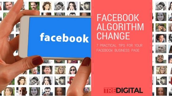 Learn 7 Practical Tips for Successful Marketing After Facebook Algorithm Change. How to engage and retain your audience in the new Facebook Marketing era.