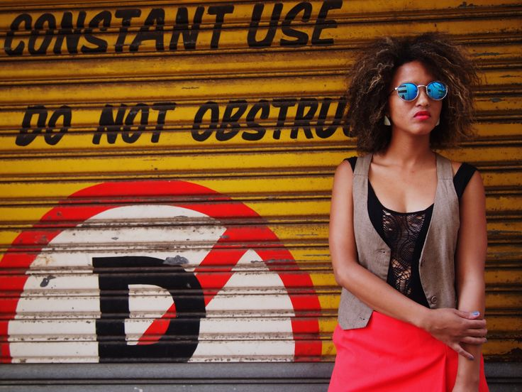 Do not obstruct #streetstyle #street #fashion