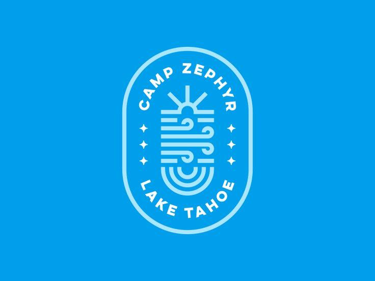 Camp Zephyr by Dan Fleming #Design Popular #Dribbble #shots