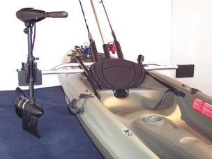 Kayak Mount Motor Mount For All Pelican Kayaks