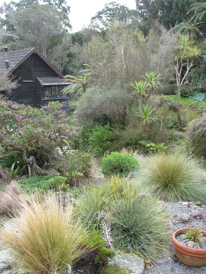 Te Kainga Marire - New Zealand's Native Garden - Photo Galley
