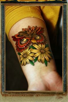 owl tattoo on Pinterest | Owl Tattoos Owl Tattoo Sleeves and Owl
