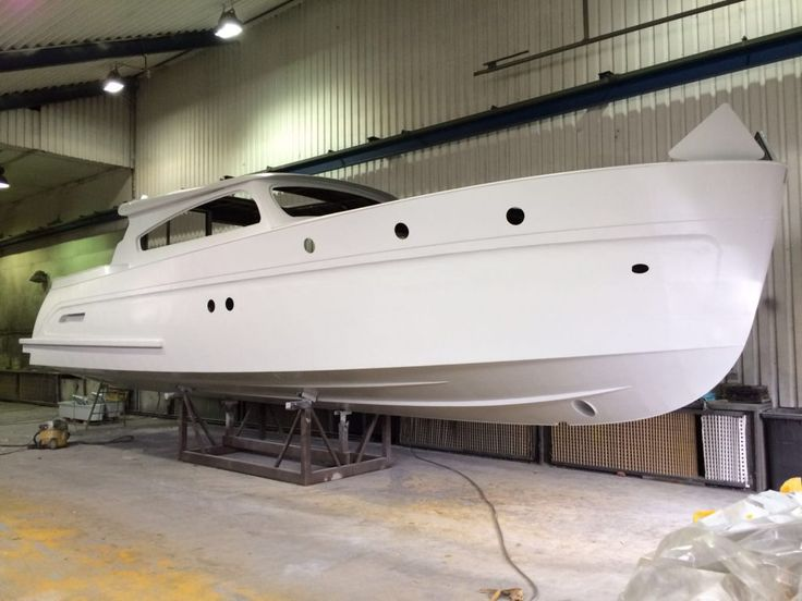 MTB fourzero Wheelhouse taking shape – Breedendam Yachts