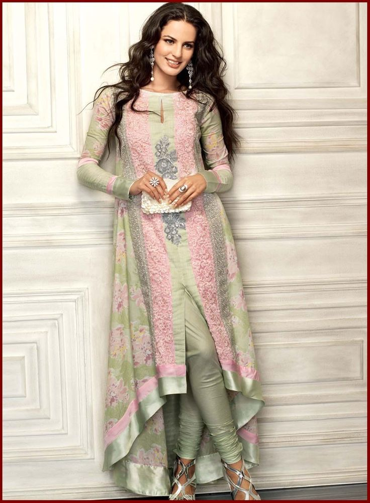 Latest Dress Designs Pakistani #Dress #Designs #Pakistani