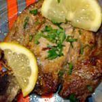 recette Côte de porc à la poêle