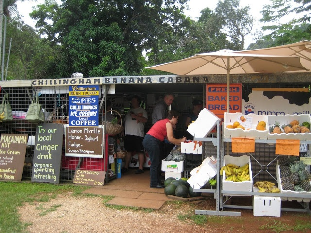 Chillingham Bush Tucker...must stop in on our next trip to Byron