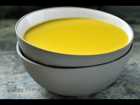 Recept 'Thaise currysoep met citroengras en gember'   njam!