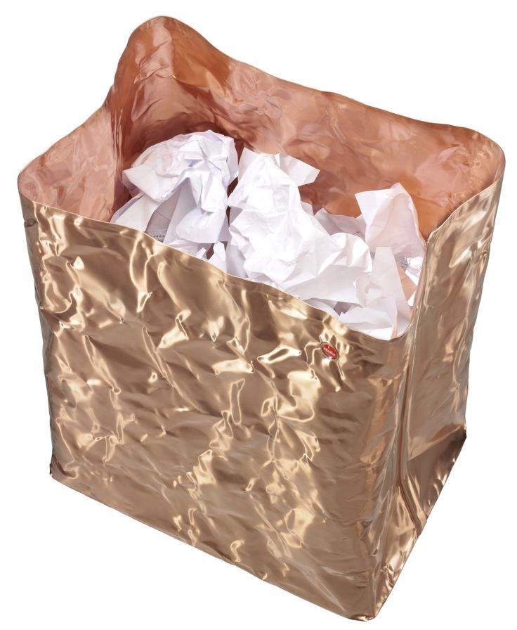 Hailo CopperBag - Design-Papierkorb   markenbaumarkt24