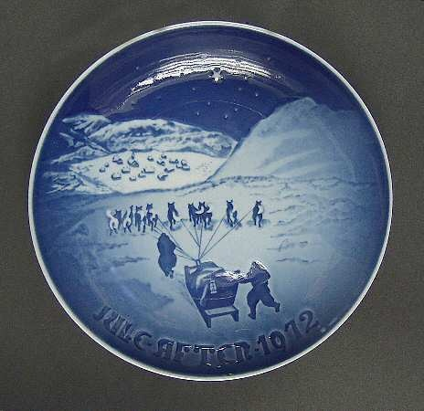 45 best Danish Christmas Plates images on Pinterest | Christmas ...