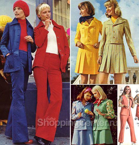 70-х годов: одежда, обувь, макияж. Как модно одеться в ...